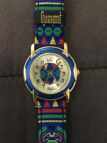 ff4722ccce9 Relógio Dumont Bali 1991 - Bijouterias