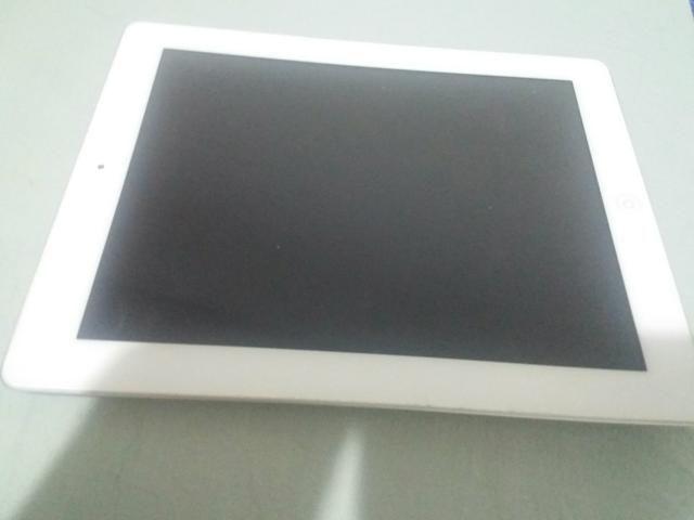Ipad 16g aple usado - troco em celular
