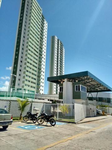 Excelente apartamento, condomínio Luau de Ponta Negra