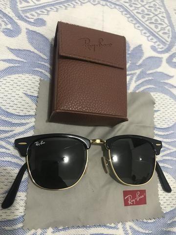 Óculos rayban original dobrável - Bijouterias, relógios e acessórios ... f04d5a23a0