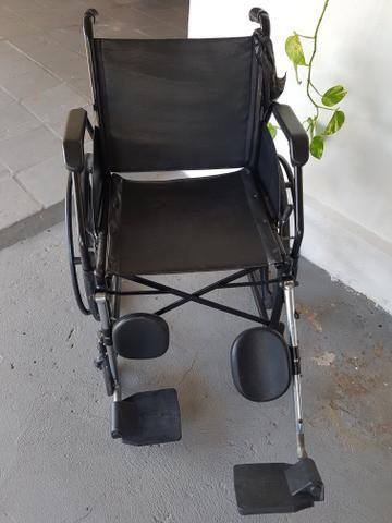 f17ee8e66 Cadeira de rodas jaguaribe modelo 1016 courvin - Beleza e saúde ...