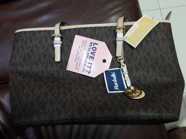 58d65e433 Bolsa Michael kors feminina importada - Bolsas, malas e mochilas ...