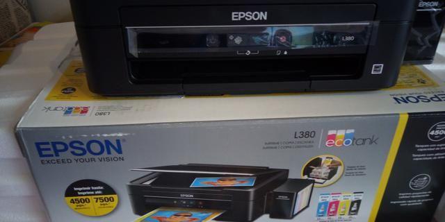 Epson l380 impressora