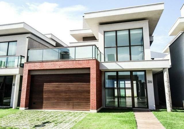 Casas de alto padrão em condomínio vizinho ao shopping - Foto 7