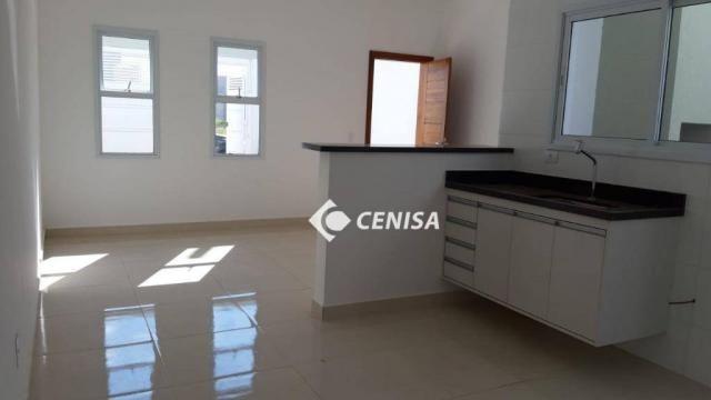 Casa com 2 dormitórios à venda, 60 m² - Jardim Residencial Nova Veneza - Indaiatuba/SP
