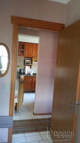 Apartamento à venda com 2 dormitórios em Rondônia, Novo hamburgo cod:17458 - Foto 9