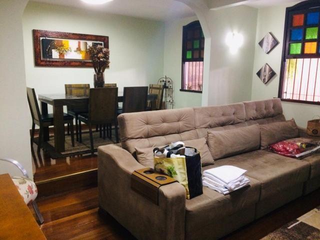 Casa à venda, 3 quartos, 4 vagas, serrano - belo horizonte/mg - Foto 2