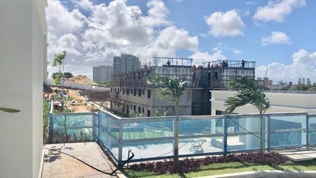 Praia do Forte - 2/4 - R$ 146 mil - MCMV - Lançamento - Ponta Negra - Foto 8