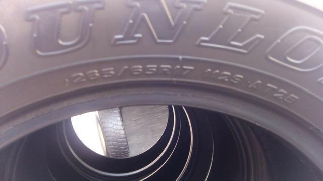 Pneu 265/65r17 Dunlop (jogo) - Foto 3