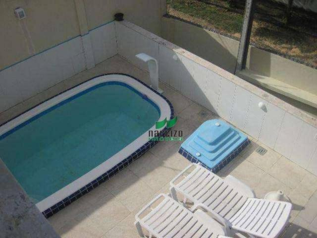 Casa residencial à venda, itapuã, salvador - ca1053.