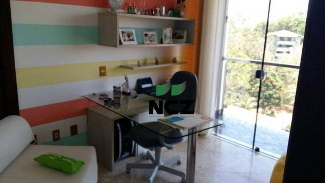Casa com 6 dormitórios à venda, 650 m² por r$ 2.300.000 - piatã - salvador/ba - Foto 9