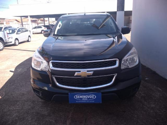 Chevrolet S10 Cabine Dupla S10 Lt 2.8 diesel 4X4 - Foto 10