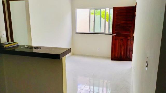Lindo apartamento com fino acabamento 50 m2 , 02 suítes todo no porcelanato - Foto 16