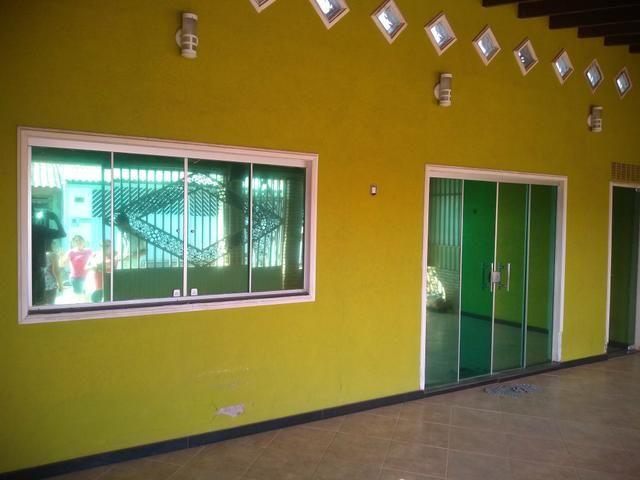 QN 12 Linda Casa Com Churrasqueira, 02 Quartos