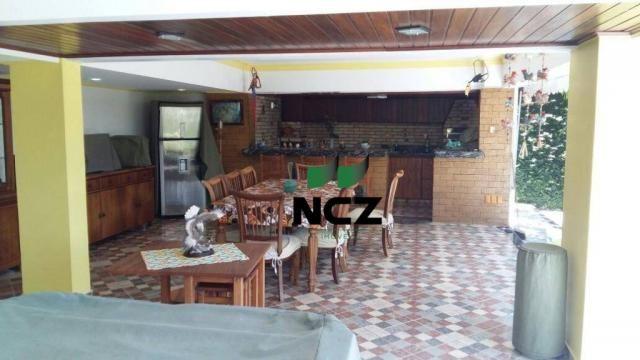 Casa com 6 dormitórios à venda, 650 m² por r$ 2.300.000 - piatã - salvador/ba - Foto 12