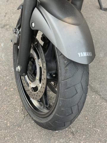 Yamaha XJ6 N 2013 baixa km troco por carro - Foto 13
