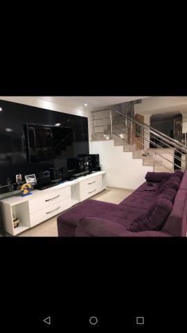 Vendo ou troco linda casa duplex jardim das oliveiras - Foto 2