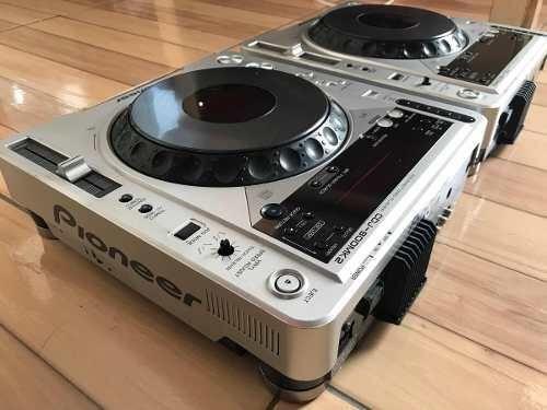 CDJ Pioneer MK2 800