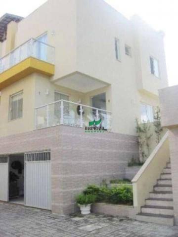 Casa residencial à venda, itapuã, salvador - ca1053. - Foto 6