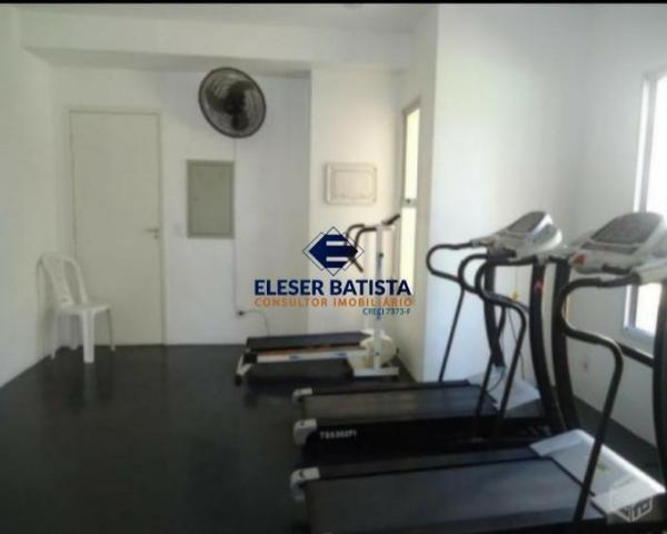 WC - Apartamento Ilha de Vitória 2 Quartos - Colina de Laranjeiras ES - R$ 144.500,00 - Foto 6