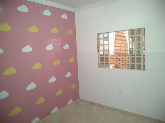 QN 12 Linda Casa Com Churrasqueira, 02 Quartos - Foto 8