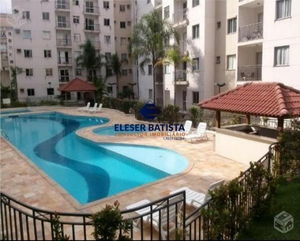 WC - Apartamento Ilha de Vitória 2 Quartos - Colina de Laranjeiras ES - R$ 144.500,00 - Foto 3