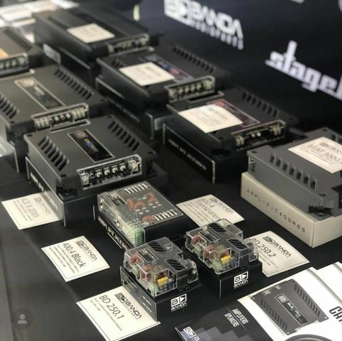 Modulos Amplificadores Banda Audio 1 Ano de Garantia