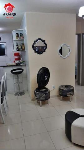 Apartamento para Venda em São Gonçalo do Amarante, Jardim Lola, 2 dormitórios, 1 banheiro, - Foto 2