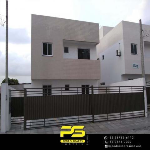 Apartamento com 2 dormitórios à venda, 60 m² por R$ 120.000 - Paratibe - João Pessoa/PB - Foto 2