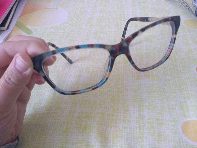 Armação de óculos de grau  - Foto 4