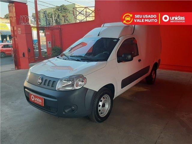 Fiat fiorino 1.4 mpi furgão hard working 8v flex 2p manual - Foto 3