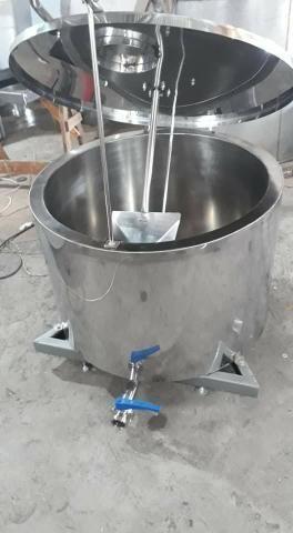 Tanque de resfriamento de leite - Foto 2