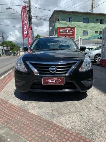 Nissan Versa SV 1.6 2016