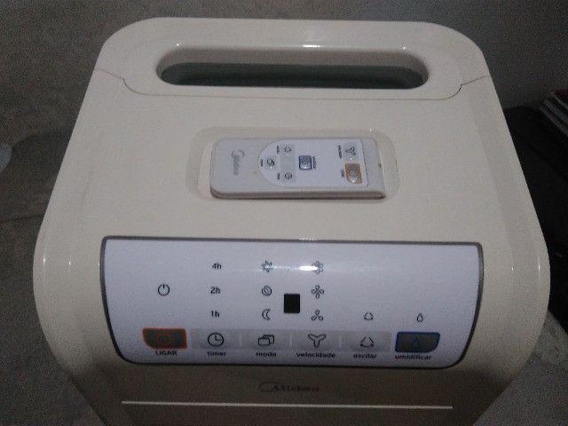 Climatizador de Ar funcionando perfeitamente - Foto 5