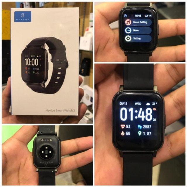 Smartwatch Solar Haylou Ls02 Xiaomi - Foto 5