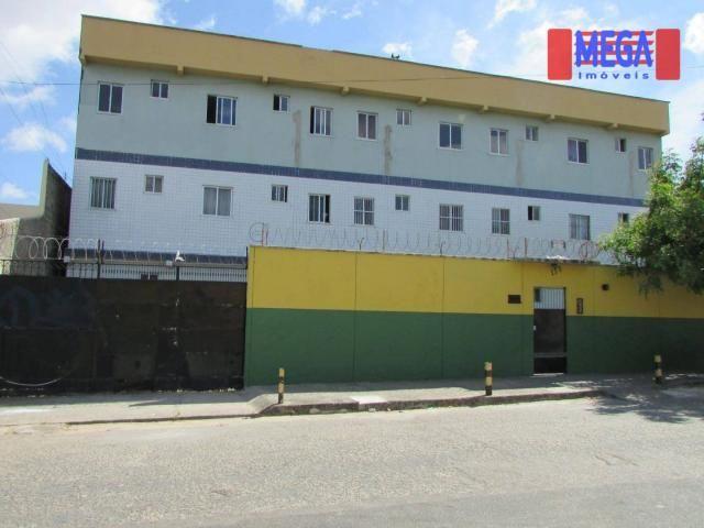 Apartamento com 1 quarto para alugar, no Vila União