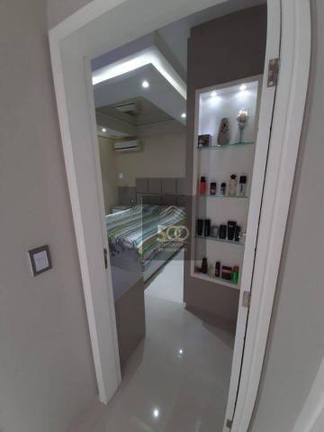 Apartamento com 2 dormitórios à venda, 60 m² por R$ 350.000 - Coqueiros - Florianópolis/SC - Foto 12
