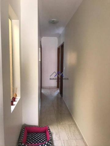 Casa com 3 dormitórios à venda, 90 m² por R$ 420.000,00 - Residencial Santa Giovana - Jund - Foto 10
