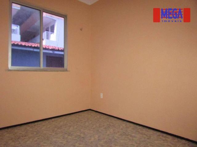 Apartamento com 2 quartos para alugar, no Vila União - Foto 5