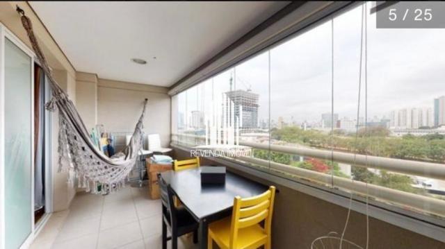 Apartamento 2 dormitórios com 1 suíte e 1 vaga na Barra Funda - Foto 4