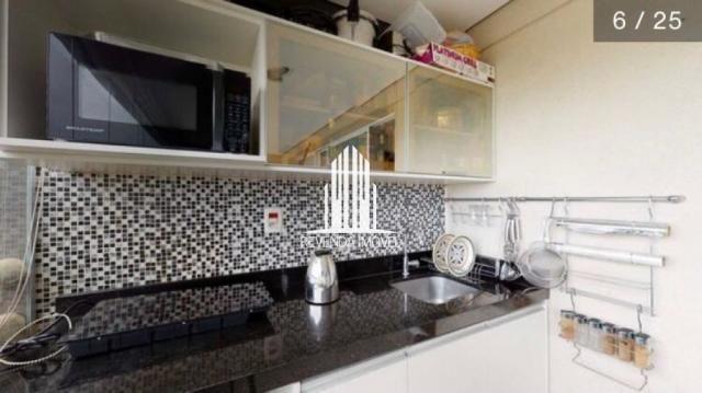 Apartamento 2 dormitórios com 1 suíte e 1 vaga na Barra Funda - Foto 5