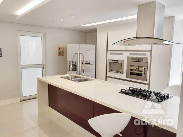 Casa com 4 quartos - Bairro Oficinas em Ponta Grossa - Foto 8