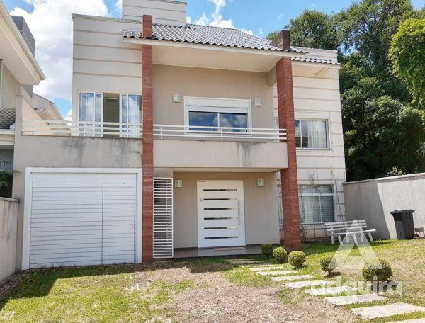 Casa com 4 quartos - Bairro Oficinas em Ponta Grossa
