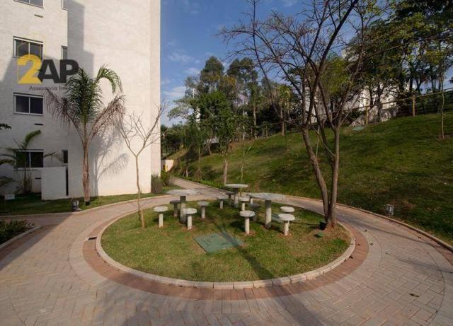 Apartamento com 2 dormitórios à venda, 47 m² por R$ 250.000,00 - Campo Limpo - São Paulo/S - Foto 14