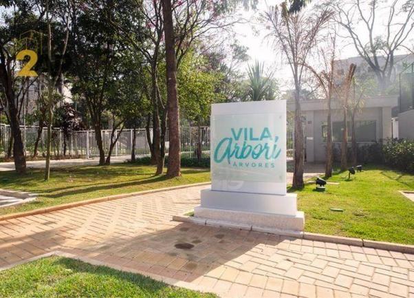 Apartamento com 2 dormitórios à venda, 47 m² por R$ 250.000,00 - Campo Limpo - São Paulo/S - Foto 9