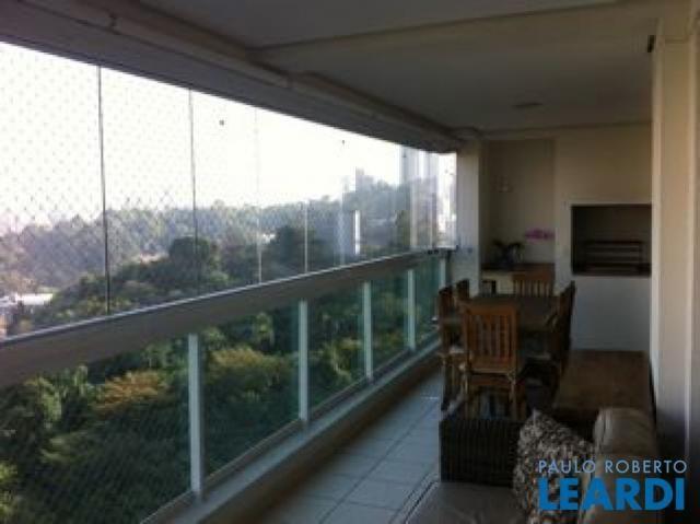 Apartamento à venda com 3 dormitórios em Panamby, São paulo cod:416631 - Foto 3