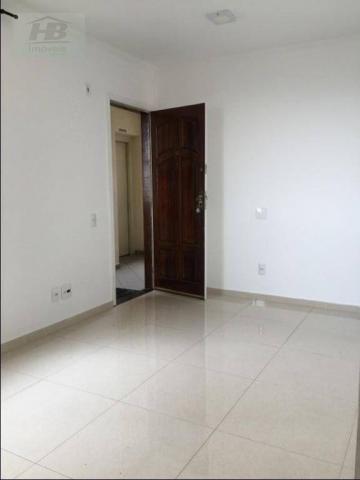 Apartamento com 2 dormitórios para alugar, 48 m² por R$ 1.200,00/mês - Jaguaré - São Paulo - Foto 3