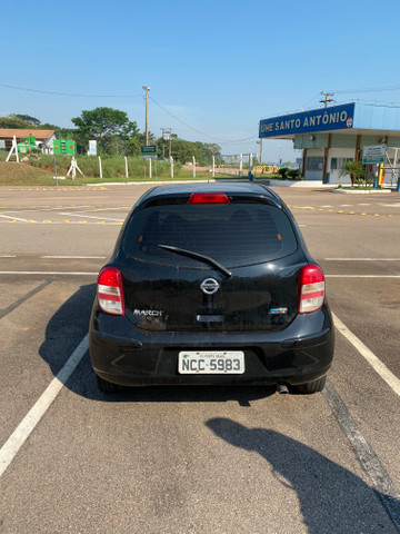 Nissan March 1.0S 16V completo - Foto 2