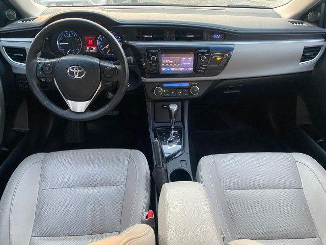 Corolla Xei 2.0 16v Flex Impecável - Foto 9