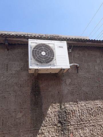 Vendo central de ar